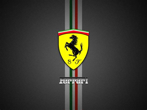 Hd Car Wallpapers Ferrari Logo Wallpaper