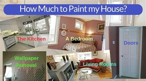 Cost Of Painting A House Interior