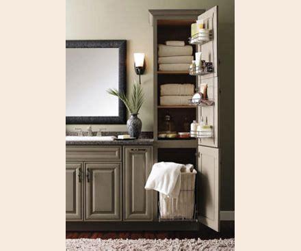 pull  hamper  narrow laundry closet mudroom