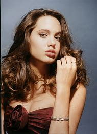 Angelina Jolie Young Years