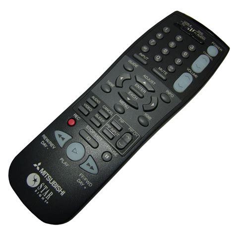 Mitsubishi Tv Remote by Original Mitsubishi Remote For Vs 60801 Vs60801