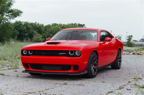 2015 Dodge Challenger Srt Hellcat First Drive  Motor Trend