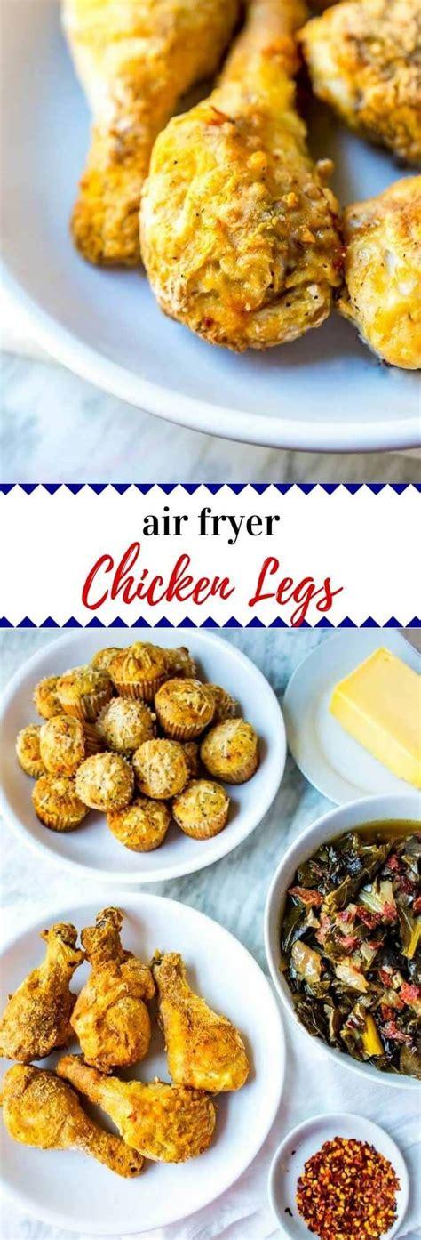 chicken air legs fryer fried recipe recipes leg drumsticks crispy fat healthier keto roast