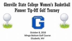Glenville State Women's Basketball Golf Outing - Glenville ...