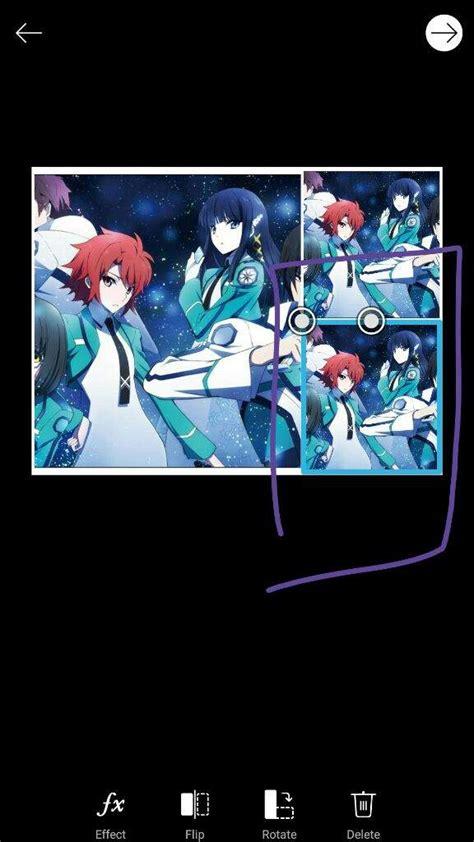 split images tutorial anime amino