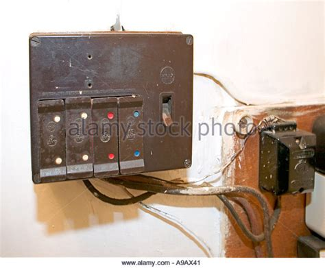 Electric In Fuse Box by Fuses Fuse Box Stock Photos Fuses Fuse Box Stock