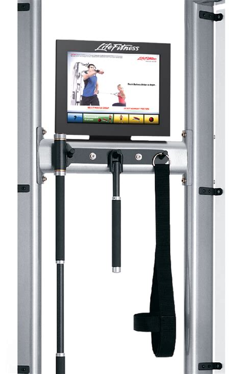 life fitness cable motion signature series dual adjustable