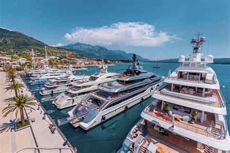 Yacht Harbour by Porto Montenegro Yacht Club Pool Joins The World S Best