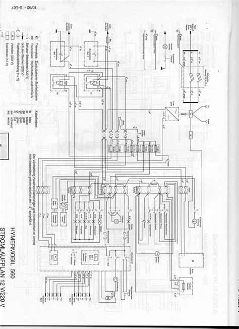 Elddi Caravan Wiring Diagram by Hymer Caravan Wiring Diagram Wiring Library
