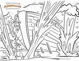 Coloring Pages Bible Ark Flood Printable Noah Testament Sheets Activities Story Jesus Storybook Noahs Stories Biblepathwayadventures Activity Open Worksheets Pathway sketch template