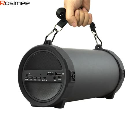 89mm big bass outdoor bluetooth speaker wireless sports