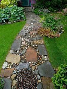 Mosaik Selber Machen : gartenweg mosaik selber machen nowaday garden ~ Lizthompson.info Haus und Dekorationen