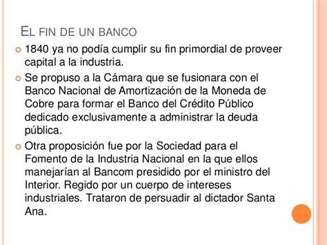 El Banco de Avío de México para el fomento de la industria ...