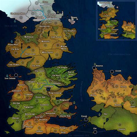 dominating  westeros essos