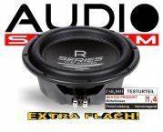 Subwoofer Auto Flach : audio system subwoofer r 10 flat extra flach ~ Jslefanu.com Haus und Dekorationen