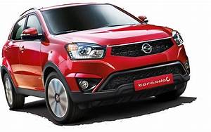 Ssangyong Korando All Models Repair Service Manual