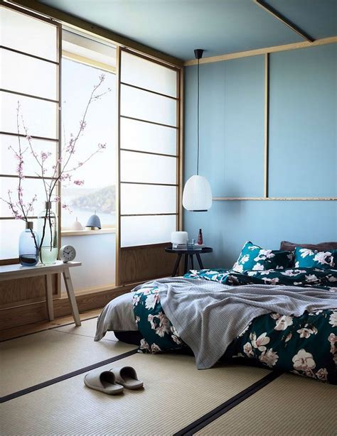 japanese style bedroom house living