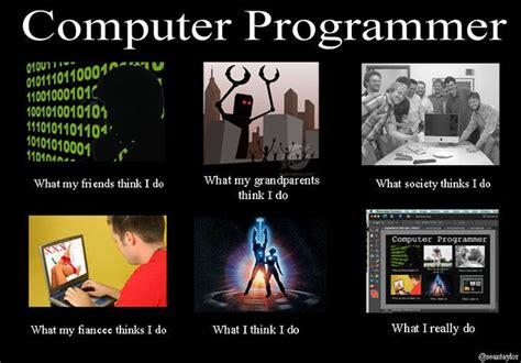 Programer Meme - computer programmer nerd stuff pinterest computers