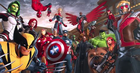 marvel ultimate alliance  beginners guide polygon