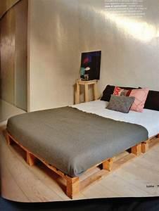 Bett Bauen Aus Paletten : bett aus paletten selber bauen praktische diy ideen ~ Markanthonyermac.com Haus und Dekorationen