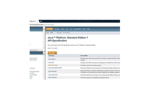 java 6 api doc download