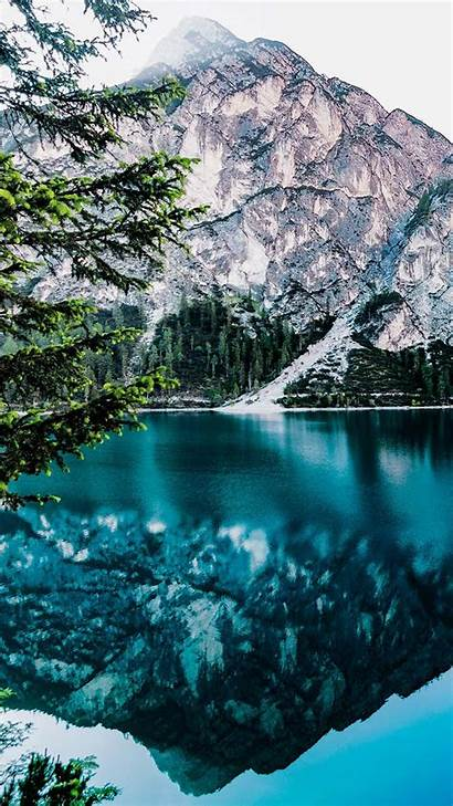 Iphone Lake Wallpapers Xr Nature Xs Preppy