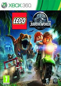 LEGO Jurassic World Xbox 360 Review Any Game