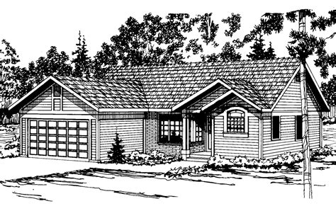 traditional house plans evanston    designs