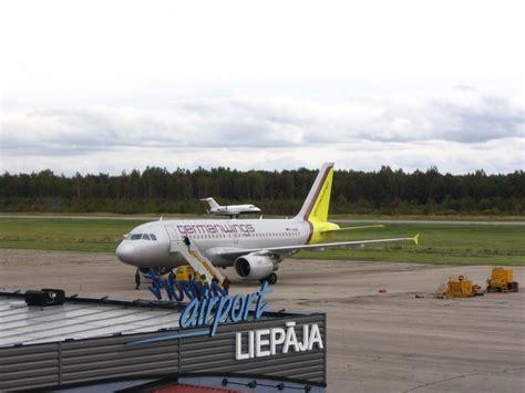 Liepājas lidosta - Galerija