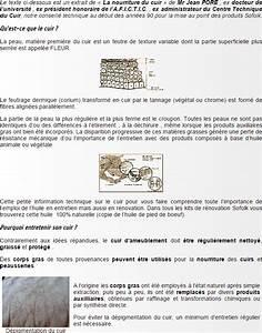 Nourrir Le Cuir : entretenir le cuir sofolk ~ Maxctalentgroup.com Avis de Voitures