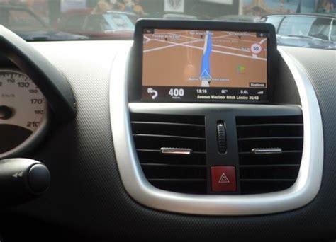 acheter votre autoradio android gps peugeot  wifi dvd