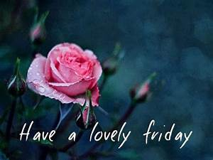 Have A Lovely Friday Pictures, Photos, and Images for ...