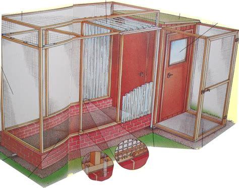 Riproduzione Canarini In Gabbia - costruire una voliera da esterno per pappagallini