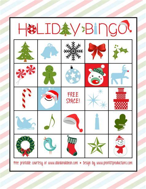 christmas bingo cards for large groups lizardmedia co