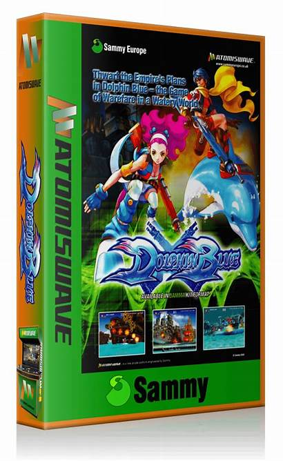 Dolphin Games Box Launchbox 3d