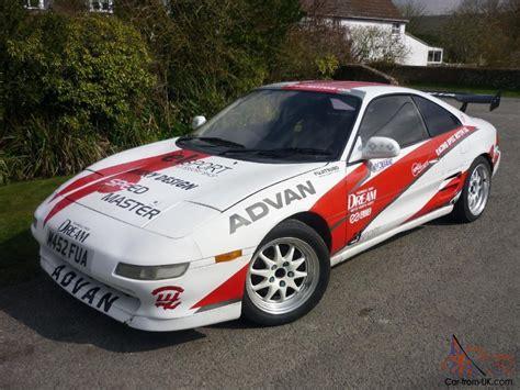 Toyota Car : 1994 Toyota Mr2 Turbo Race Car