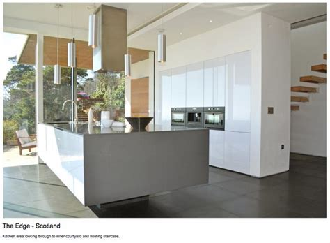 This kitchen featured on the front cover of Grand Designs