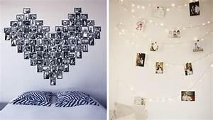 Guirlande Deco Chambre : decoration chambre avec guirlande lumineuse ~ Teatrodelosmanantiales.com Idées de Décoration