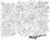 Coloring Pages 1000 Printable Bible Adult Verse Getcolorings sketch template