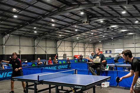 game changer   shed  albury wodonga table tennis