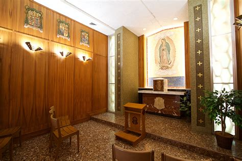 oblate chapel oblate