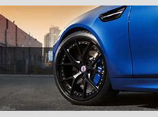 The Blue Marble BMW F10 M5 on HRE S101 Wheels autoevolution