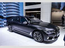 Geneva 2016 BMW M760Li xDrive
