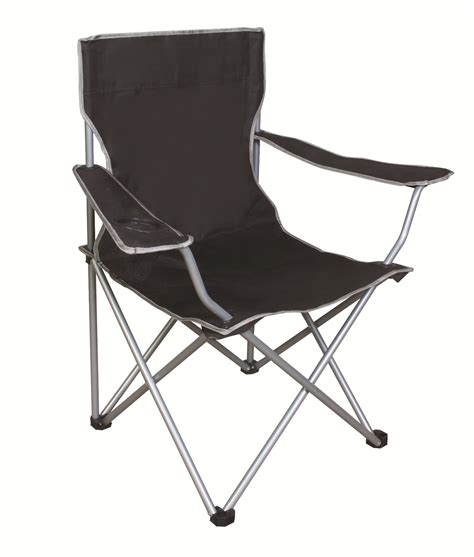 Lightweight Armchair by Northwest Territory Lightweight Sports Chair Black
