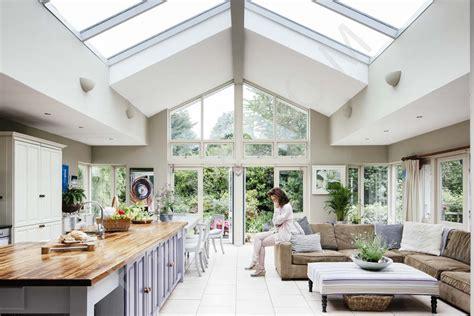 restored bungalow  open plan kitchen area interior architectural advertising