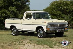 1970 Ford F100 Custom Sport Swb For Sale  92977