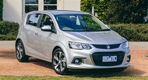 2017 Holden Barina Is A Chevy Sonic Designed For Australia