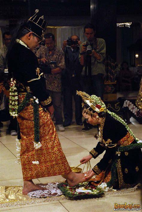 pernikahan adat jawa tio pakusadewo yvone ligaya