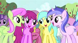 My Little Pony  The Super Speedy Cider Squeezy Song  Hd