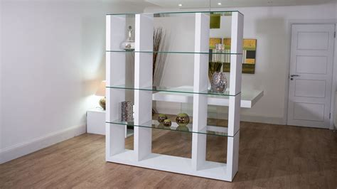 Room Divider Shelving Unit Design Decoration